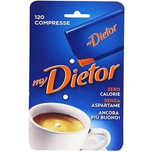 Dietor Compresse 120 pz