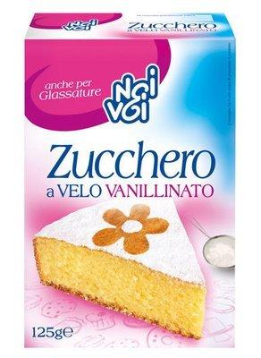 Zucchero Vanillinato Noi&Voi 125 gr