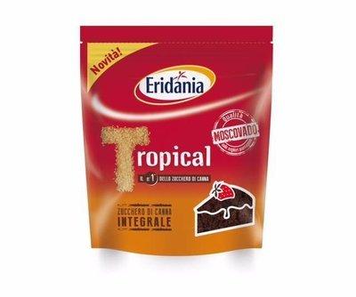 Zucchero Di Canna Grezzo Eridania 500g