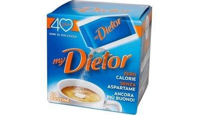 Dietor Dolcificante 40 Bustine