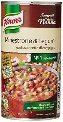 Minestrone Di Legumi Knorr 500 gr