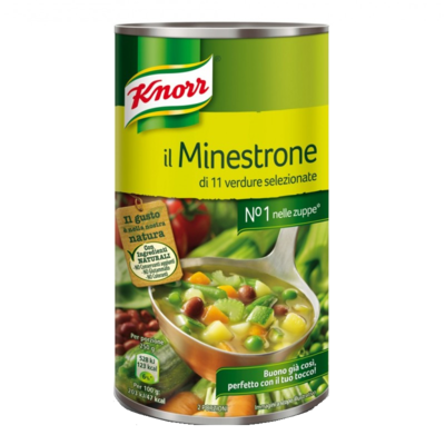 Minestrone Pronto Knorr 500 gr