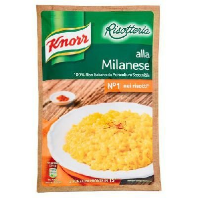 Risotto Alla Milanese Knorr 175 gr