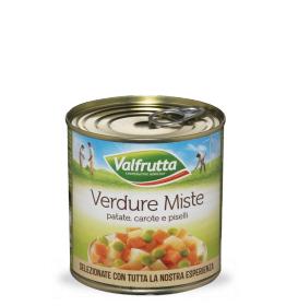 Verdure Miste Valfrutta Barattolo 400 gr