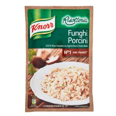 Risotto Ai Funghi Porcini Knorr 175 gr