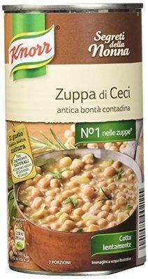 Zuppa Di Ceci Knorr 500 gr