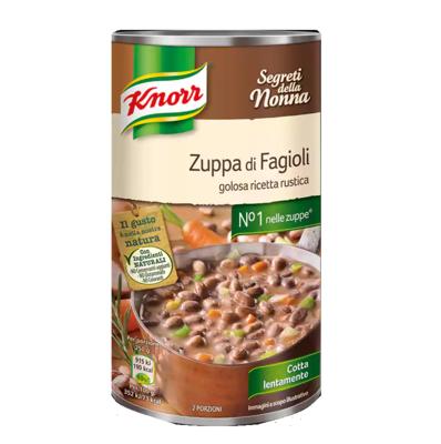 Zuppa Di Fagioli Knorr 500 gr