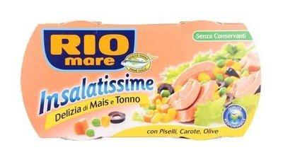 Insalatissima Rio Mare Mais e Tonno 160 gr
