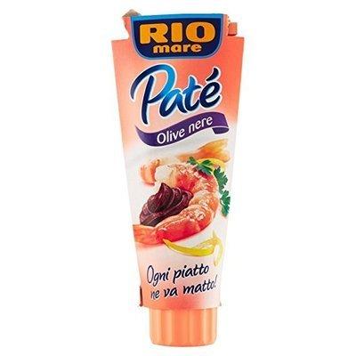 Patè Di Olive Rio Mare 100 gr