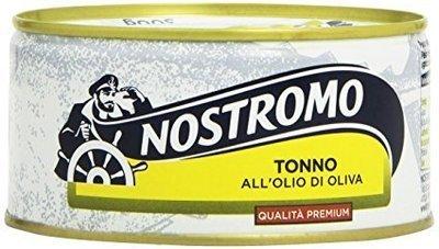 Tonno Nostromo All'Olio D'Oliva 300 gr