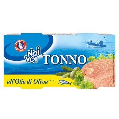 Tonno Noi&Voi Olio D'Oliva 160 g x 2