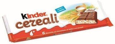 Kinder Cereali Ferrero 6 pz
