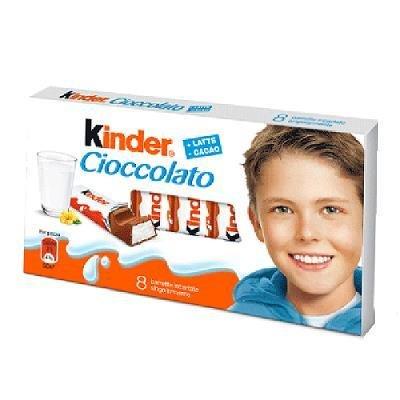 Kinder Cioccolato 8 pz
