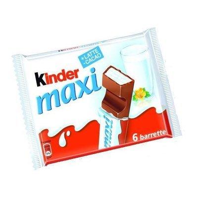 Kinder Maxi 6 pz