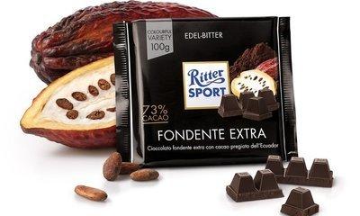 Ritter Sport Cioccolato Fondente 73% 100 gr