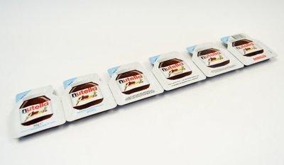 Nutella Monoporzione  6 pz 90 gr