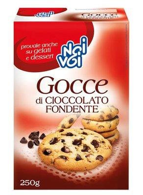 Gocce Di Cioccolato Fondente Noi&Voi 250 gr