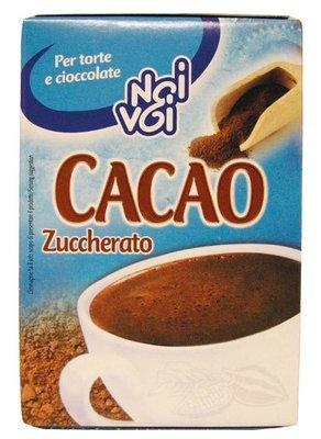 Cacao Zuccherato Noi&Voi 75 gr