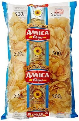 Patatina Classica Amica Chips 500 gr