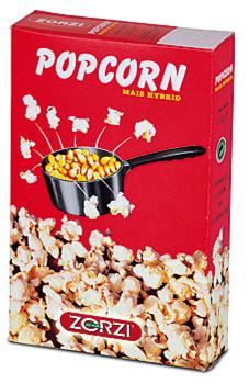 Mais Per Popcorn Zorzi 500 gr
