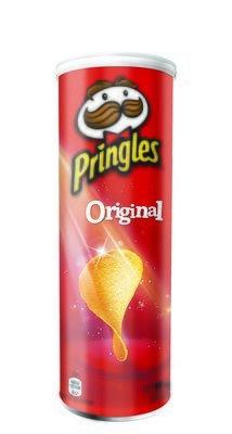 Patatine Pringles Original 165 gr