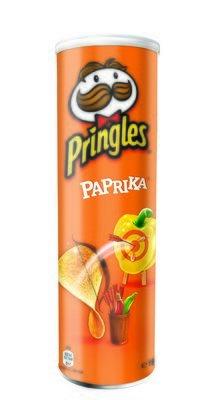 Patatine Pringles Paprika 165 gr