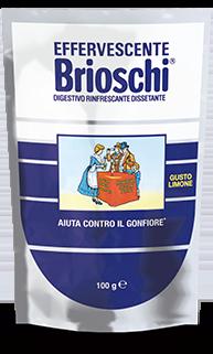 Effervescente Brioschi 100 gr
