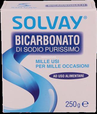 Bicarbonato Solvay 250 gr