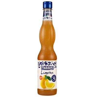 Sciroppo Fabbri Al Limone Senza Glutine 740 G