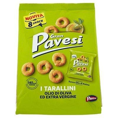 Tarallini Pavesi 256 gr