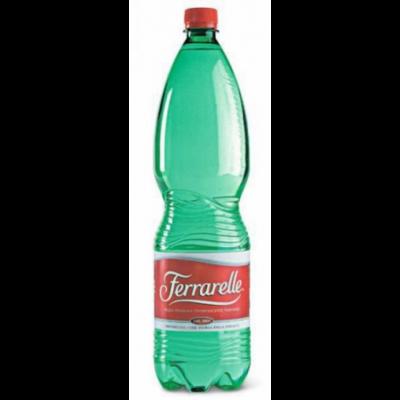 Acqua Ferrarelle Effervescente Naturale 1,5 L X 6