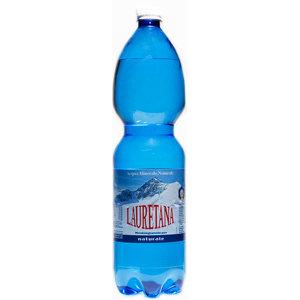 Acqua Naturale Lauretana 1,5 L x 6