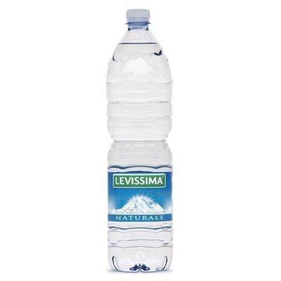 Acqua Levissima Naturale 1,5 L X 6