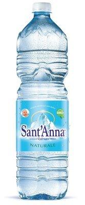 Acqua Sant'Anna Naturale 1,5 L X 6
