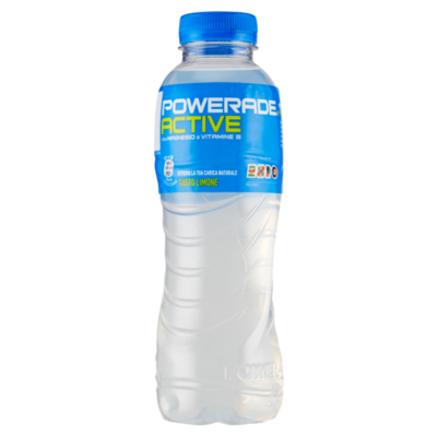 Powerade Active Limone 500 Ml