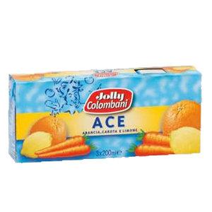 Succo Ace Jolly 200 ml X 3