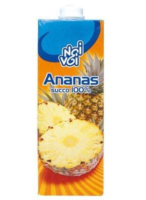Succo Ananas 100% Noi&Voi 1 L