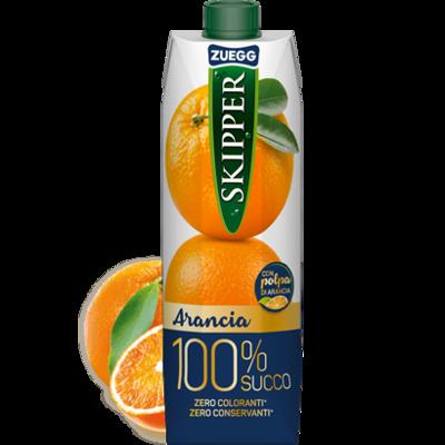 Succo Arancia 100% Skipper 1 lt
