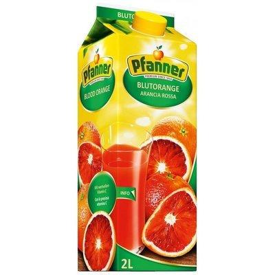 Succo Arancia Rossa Pfanner 2 lt