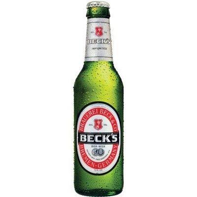 Birra Bottiglia Beck's 330 Ml