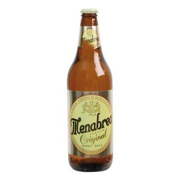 Birra Bottiglia Menabrea 660 Ml