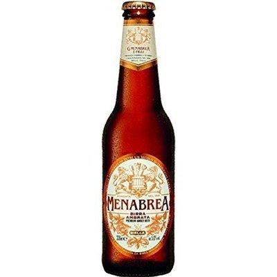 Birra Bottiglia Menabrea 330 Ml