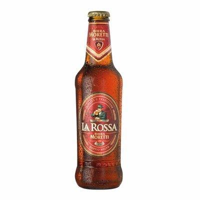Birra Bottiglia Moretti La Rossa 330 Ml X 3