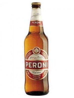 Birra Bottiglia Peroni 660 ml