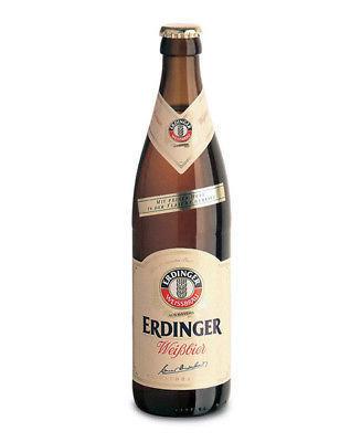 Birra Bottiglia Weiss Erdinger 500 Ml
