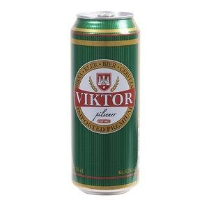 Birra Lattina Viktor Pilsner 500 Ml
