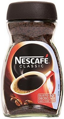 Nescafe Solubile Vaso Classic 100 gr