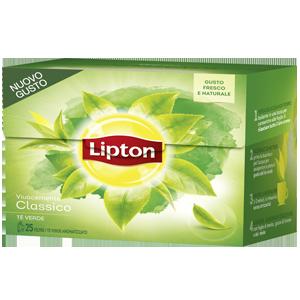 Te Lipton Verde 25 filtri