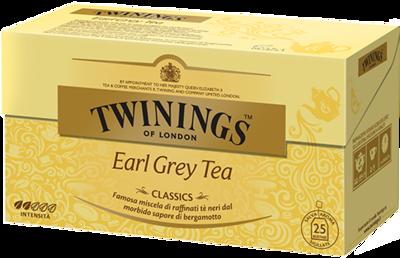 Te Twinings Earl Grey 25 filtri