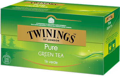 Te Twinings Green 25 filtri